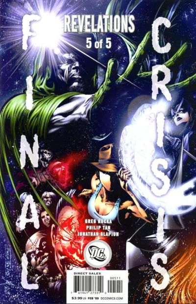 Final Crisis: Revelations Vol 1 5