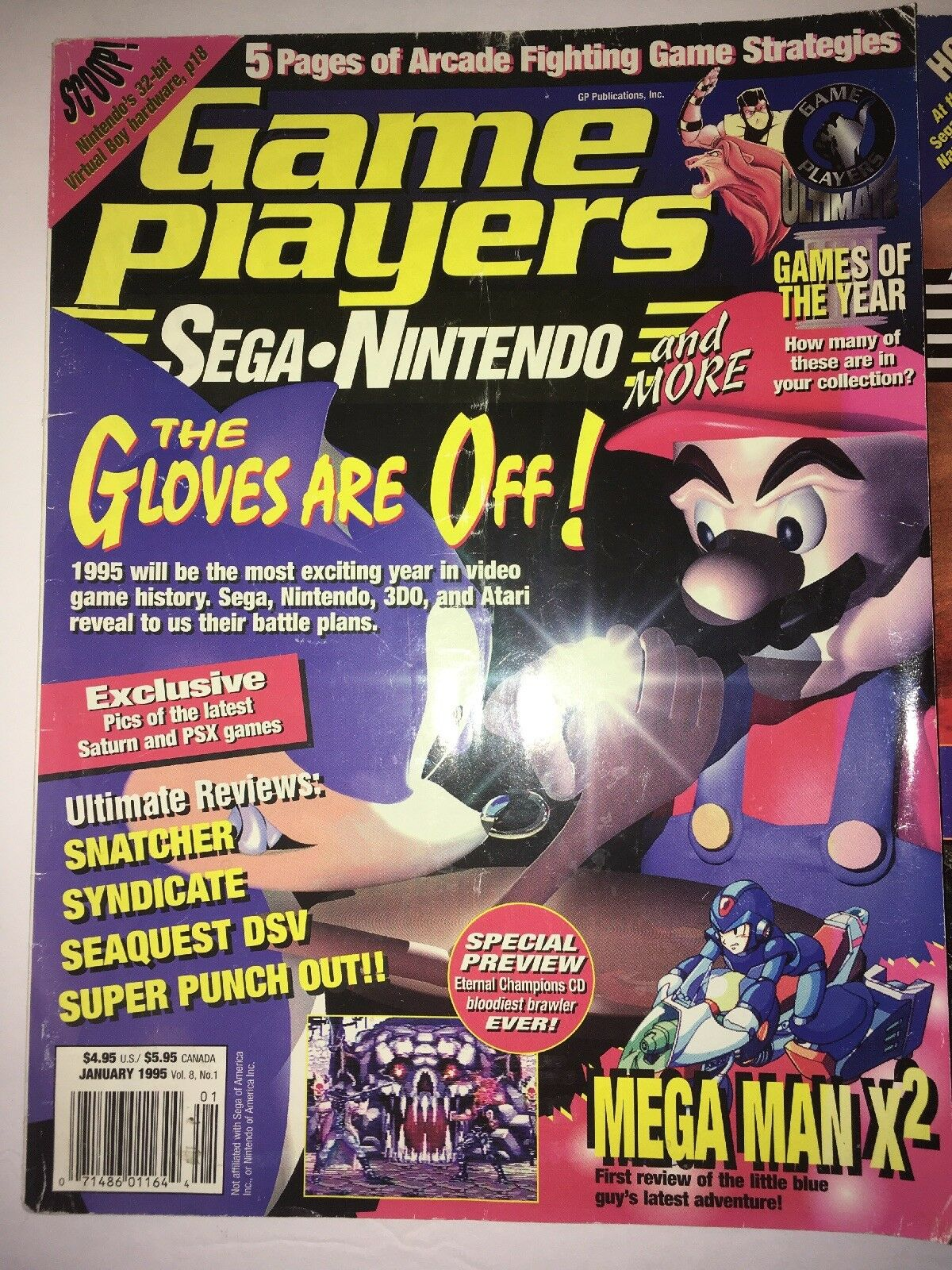 Game Players Vol 8