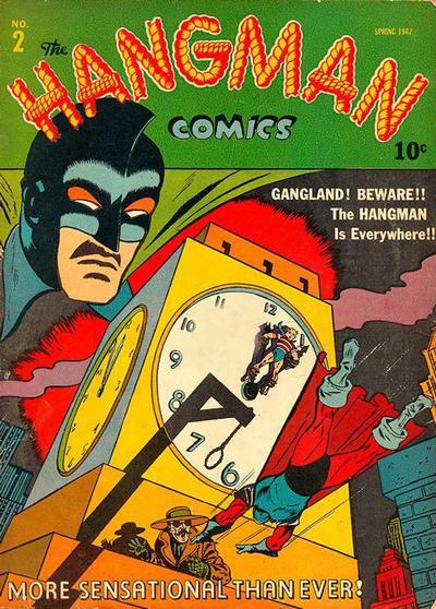 Hangman Comics Vol 1 2