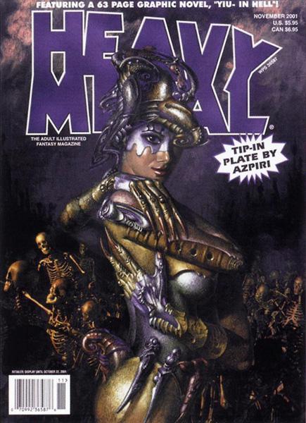 Heavy Metal Vol 25 5