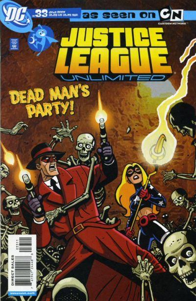 Justice League Unlimited Vol 1 33