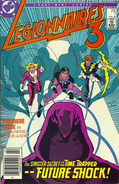 Legionnaires 3 Vol 1 1