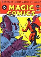 Magic Comics Vol 1 19