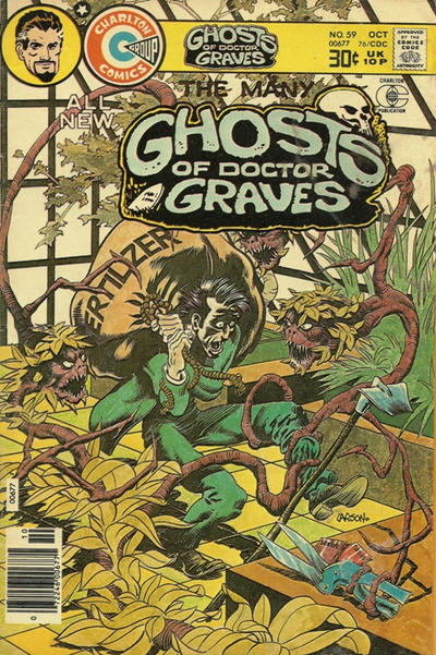 Many Ghosts of Dr. Graves Vol 1 59