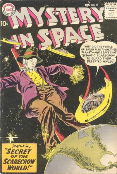 Mystery in Space Vol 1 48