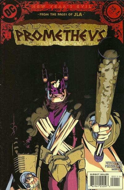 New Year's Evil: Prometheus Vol 1 1