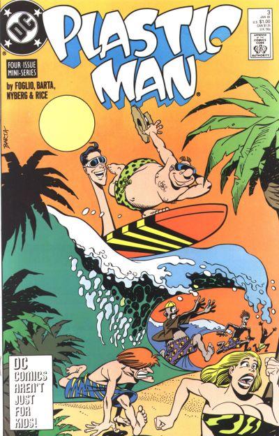 Plastic Man Vol 3 3