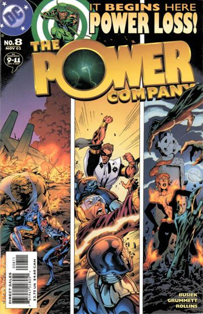 Power Company Vol 1 8