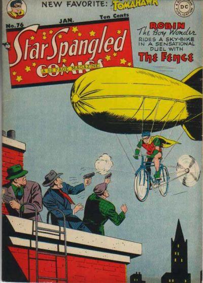 Star-Spangled Comics Vol 1 76