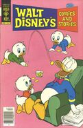 Walt Disney's Comics and Stories Vol 1 454