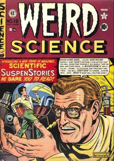 Weird Science (1950) Vol 1