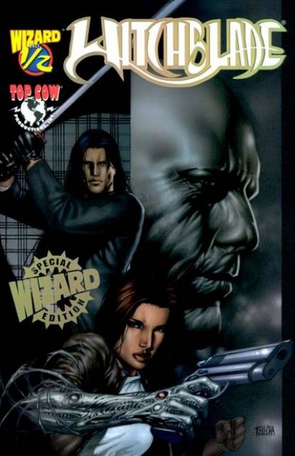 Witchblade Vol 1 1/2