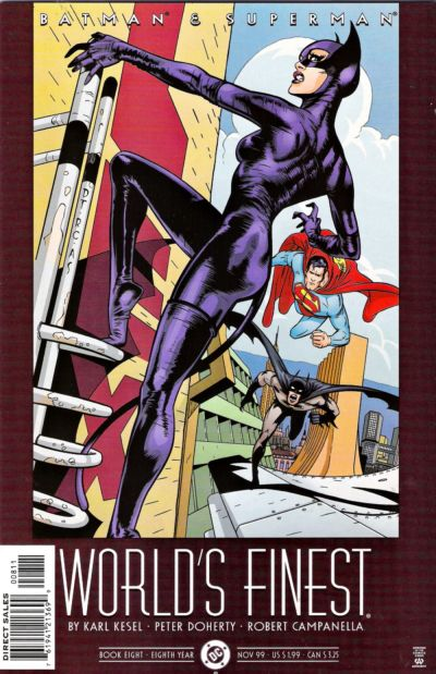 World's Finest Vol 3 8