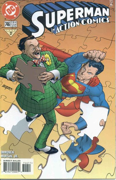Action Comics Vol 1 746