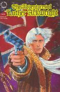 Adventures of Luther Arkwright Vol 1 1