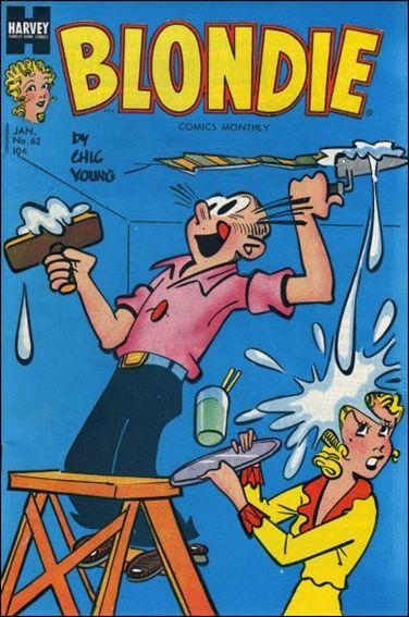 Blondie Comics Vol 1 62