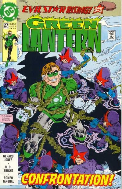 Green Lantern Vol 3 27