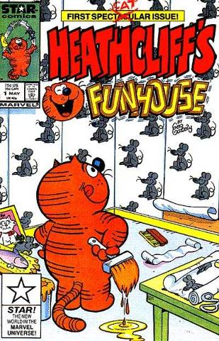 Heathcliff's Funhouse Vol 1 1