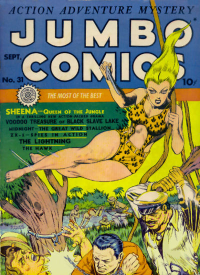 Jumbo Comics Vol 1 31