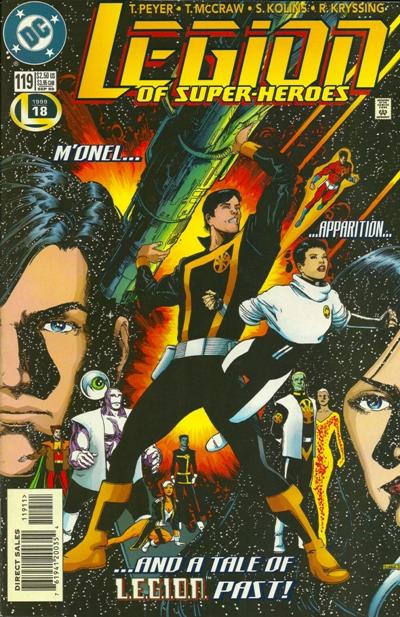 Legion of Super-Heroes Vol 4 119