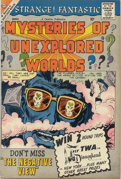 Mysteries of Unexplored Worlds Vol 1 17