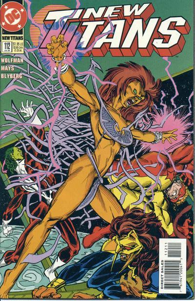 New Titans Vol 1 112