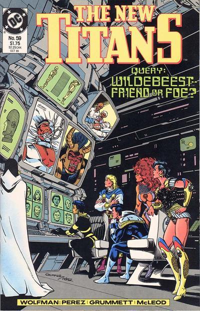 New Titans Vol 1 59