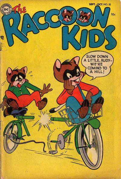 Raccoon Kids Vol 1