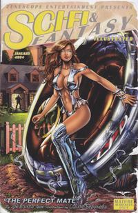 Sci-Fi & Fantasy Illustrated Vol 1