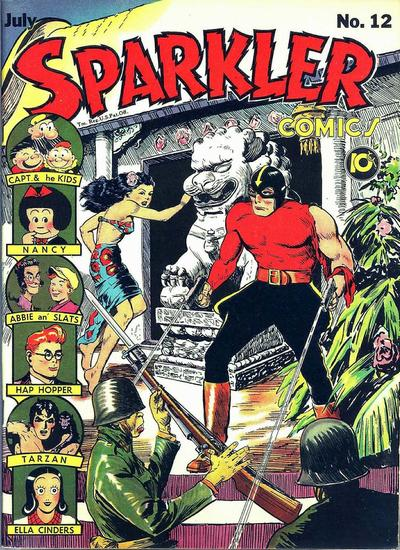 Sparkler Comics Vol 2 12