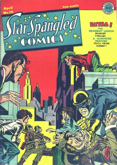 Star-Spangled Comics Vol 1 19