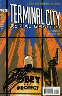 Terminal City: Aerial Graffiti Vol 1