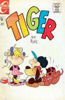 Tiger Vol 1 1
