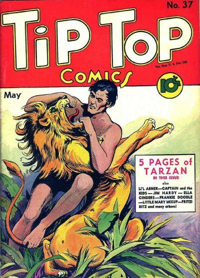 Tip Top Comics Vol 1 37