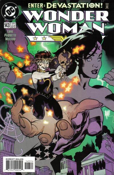 Wonder Woman Vol 2 143