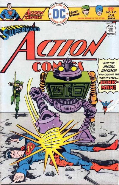 Action Comics Vol 1 455