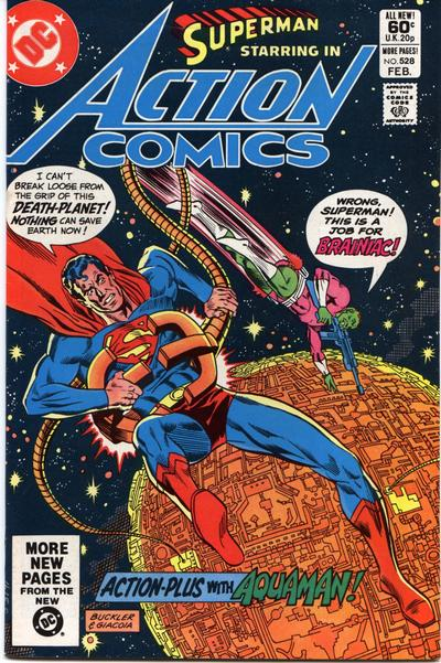 Action Comics Vol 1 528