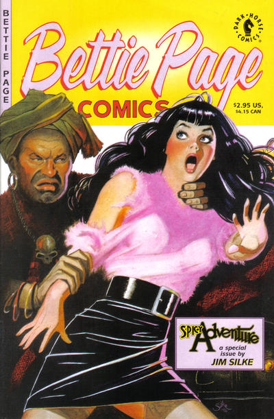 Bettie Page Comics: Spicy Adventure Vol 1 1