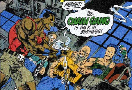 Chain Gang (Earth-616)