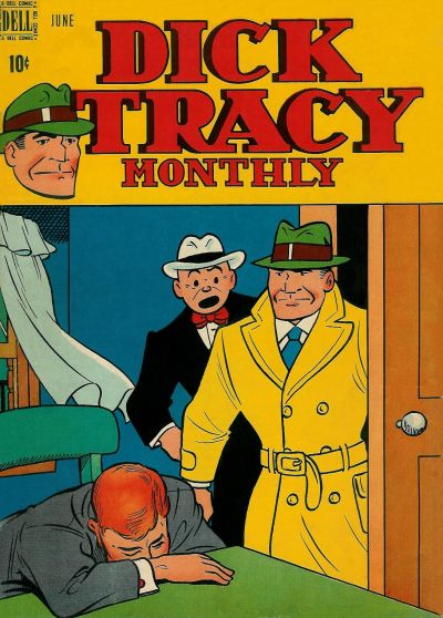 Dick Tracy Monthly Vol 1 18