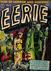 Eerie (Avon) Vol 1 2