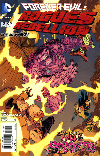 Forever Evil: Rogues Rebellion Vol 1 2
