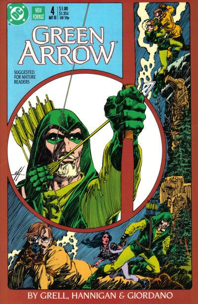 Green Arrow Vol 2 4