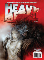 Heavy Metal Vol 35 4