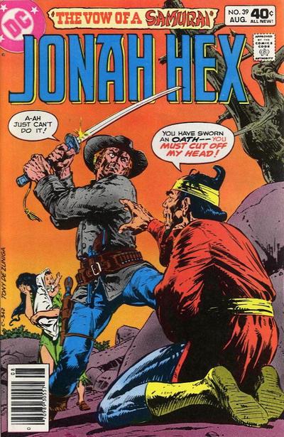 Jonah Hex Vol 1 39