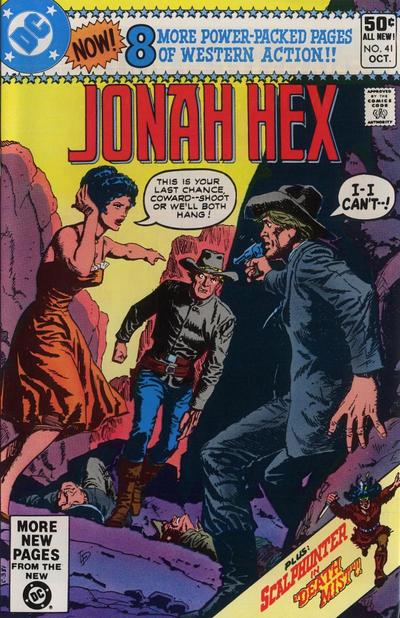 Jonah Hex Vol 1 41
