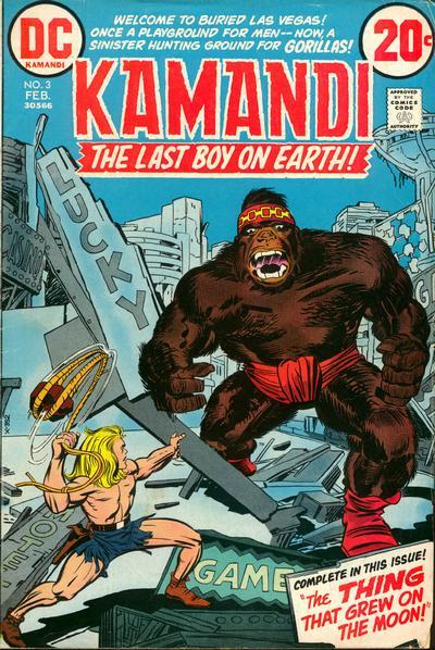 Kamandi Vol 1 3