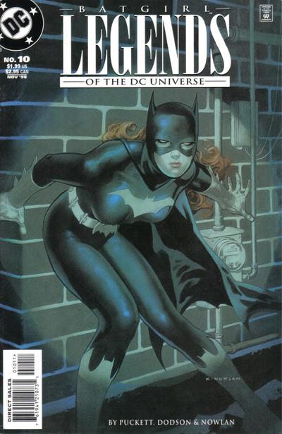Legends of the DC Universe Vol 1 10