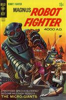 Magnus Robot Fighter Vol 1 25