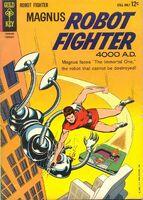 Magnus Robot Fighter Vol 1 5